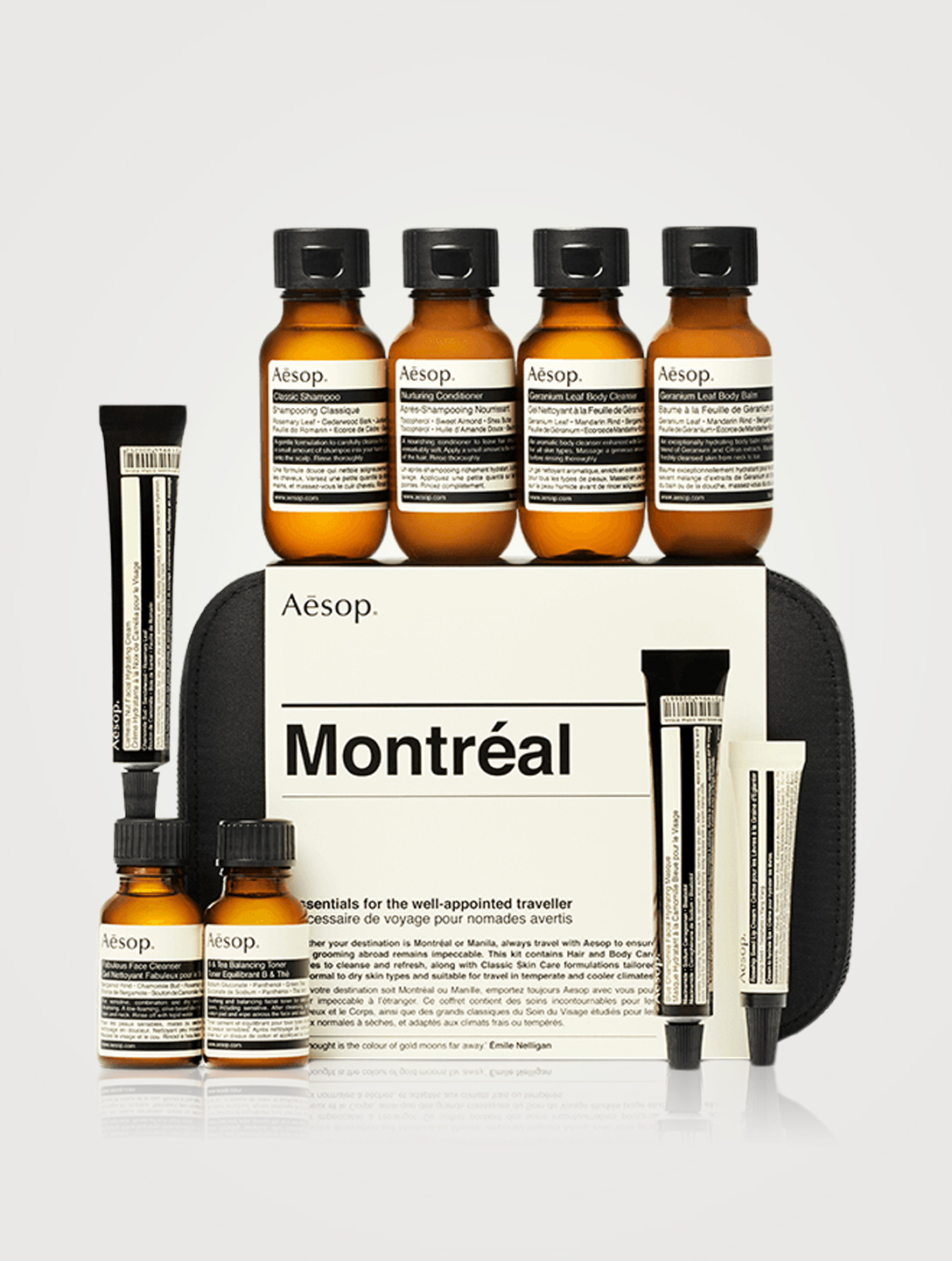 AESOP Montreal City Kit Beauty