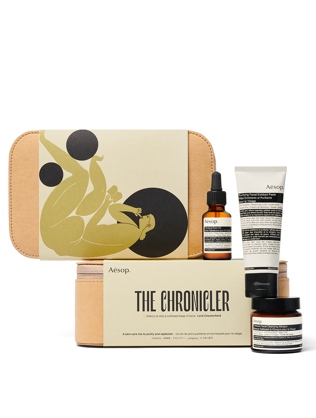 AESOP The Chronicler Set Beauty