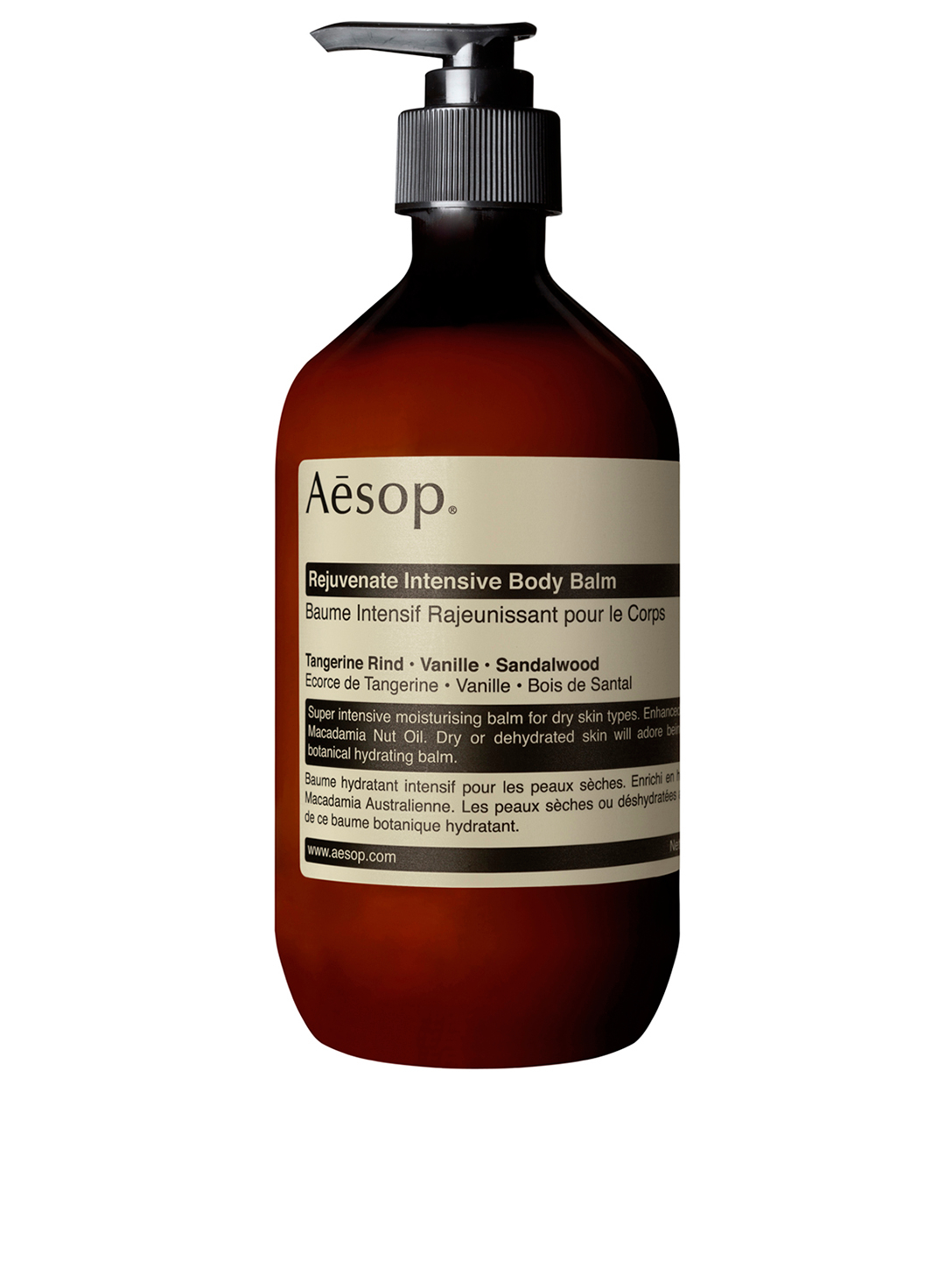 AESOP Rejuvenate Intensive Body Balm Beauty