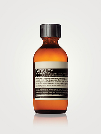 AESOP Parsley Seed Anti-Oxidant Facial Toner Beauty