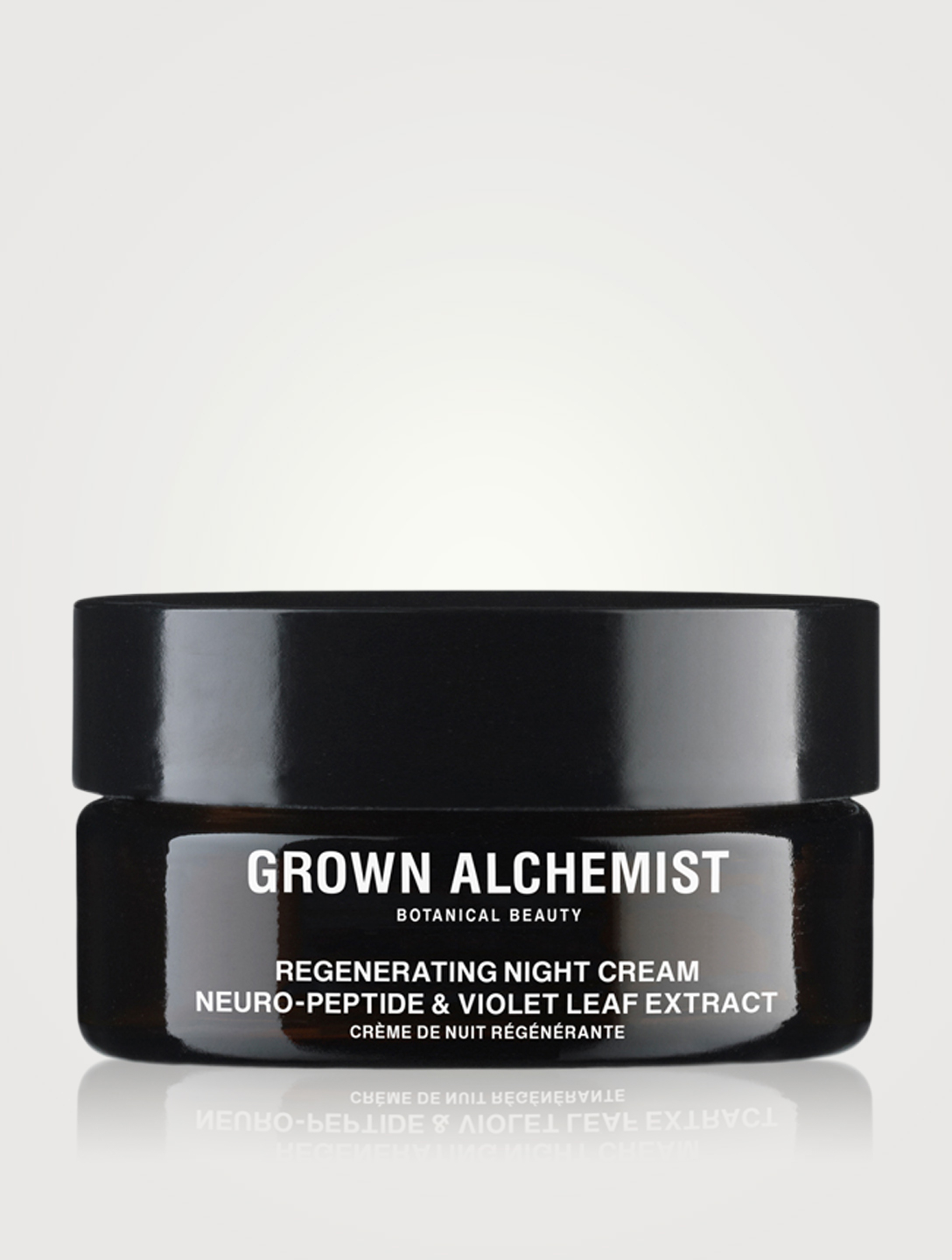 GROWN ALCHEMIST Regenerating Night Cream: Neuro-Peptide & Violet Leaf Extract Beauty