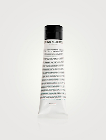 GROWN ALCHEMIST Hydra-Restore Cream Cleanser: Olive Leaf & Plantago Extract Beauty