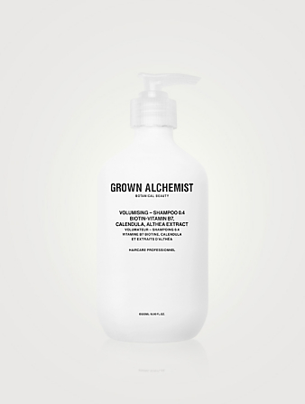 GROWN ALCHEMIST Volumizing Shampoo 0.4: Biotin-Vitamin B7, Calendula, Althea Extract Beauty
