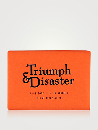 TRIUMPH & DISASTER A+R Soap Beauty
