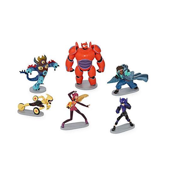 Disney 6-pc. Big Hero 6 Toy Playset - Unisex