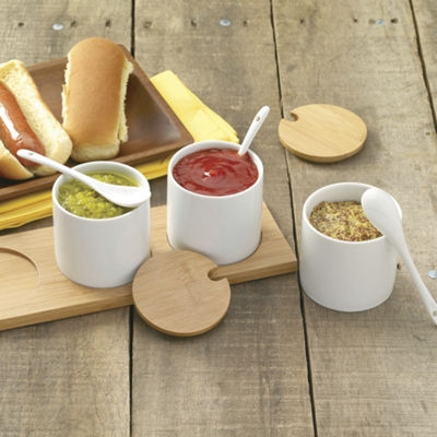 Denmark Denmark Tools For Cooks 10-pc. Condiment Jar