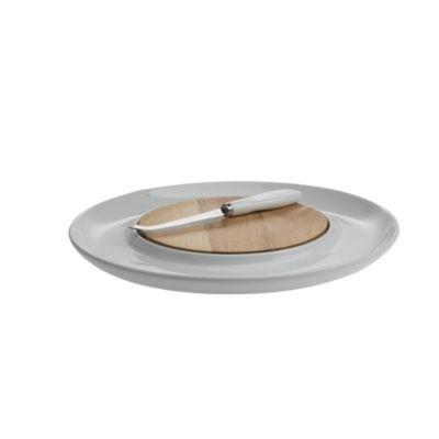 Denmark Denmark Artisanal 3-pc. Cheese Board Set