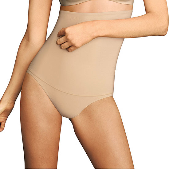 Maidenform Fat Free Dressing® Hi-Waist Firm Control Control Briefs 1854j