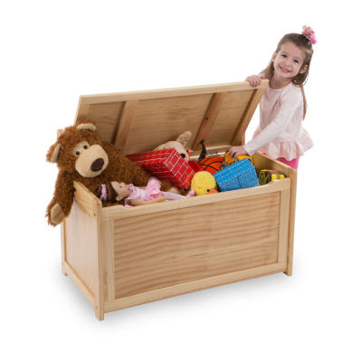 Melissa & Doug ® Wooden Toy Chest