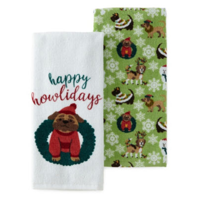 North Pole Trading Co. 2-pc. Kitchen Towel