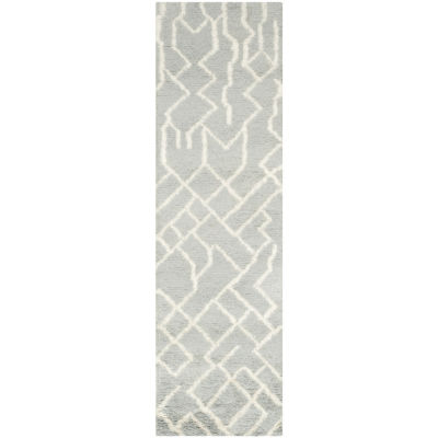 Safavieh Casablanca Collection Roswell Geometric Runner Rug