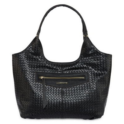 Liz Claiborne Sharon Tote Bag