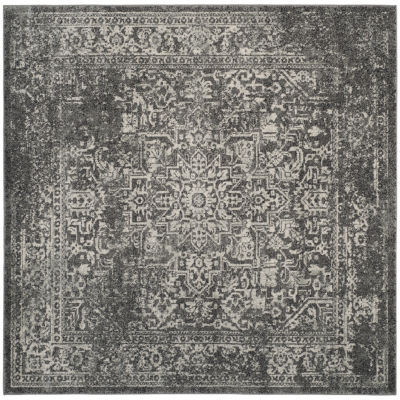 Safavieh Donnchad Abstract Square Rugs