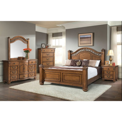 Picket House Furnishings Barrow Poster 5-pc. Bedroom Set