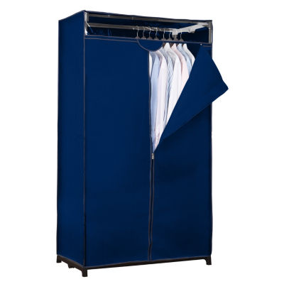"Simplify Portable Closet 36"" Navy"