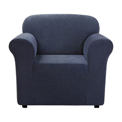 Sure Fit Ultimate Stretch Chenille Chair Slipcover