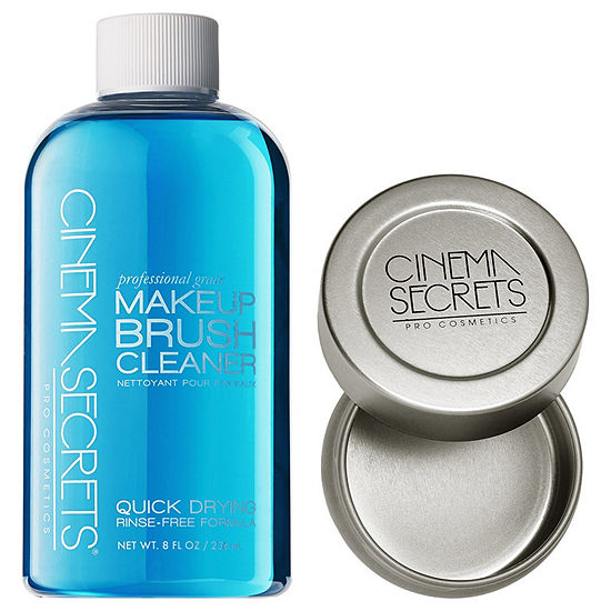 Cinema Secrets Makeup Brush Cleaner Pro Starter Kit