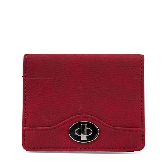 Mundi Mini Bifold Rfid Blocking Billfold Wallet