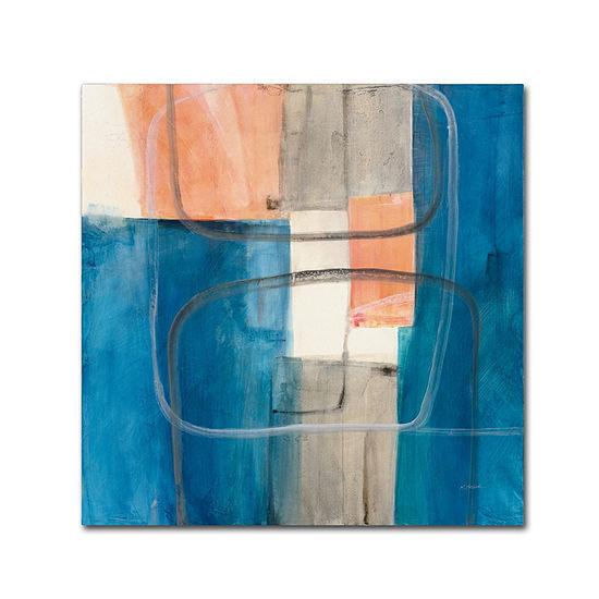 Trademark Fine Art Mike Schick Passage II v2 Giclee Canvas Art