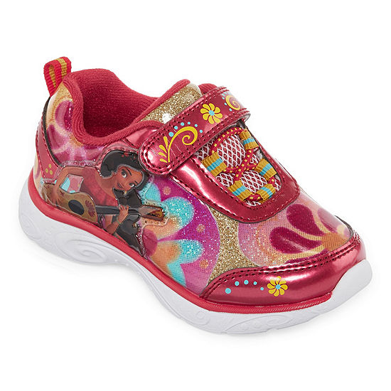 Disney Elena Toddler Girls Walking Shoes Slip-on
