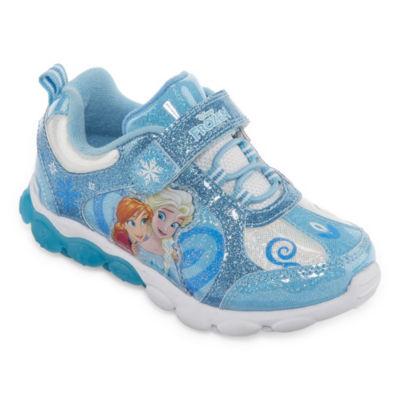 Disney Frozen Toddler Girls Walking Shoes Slip-on