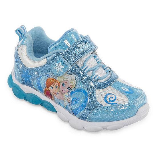 Disney Collection Frozen Toddler Girls Walking Shoes