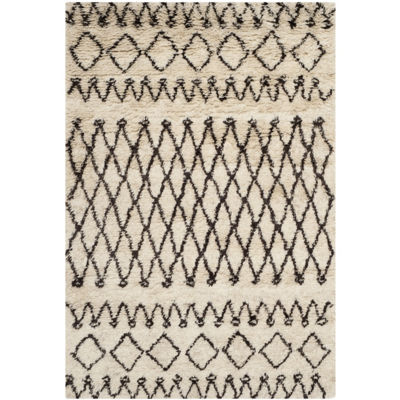 Safavieh Casablanca Collection Stephanie GeometricArea Rug