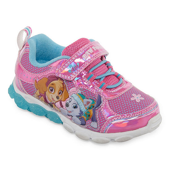 Nickelodeon Paw Patrol Toddler Girls Walking Shoes Slip-on