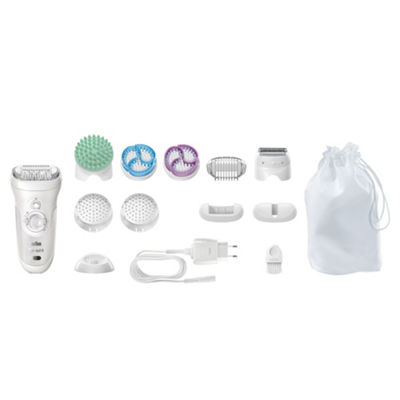 Braun Silk-Epil Skin Spa Epilator
