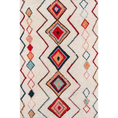 Novogratz By Momeni Olivia Hand Tufted Rectangular Rugs