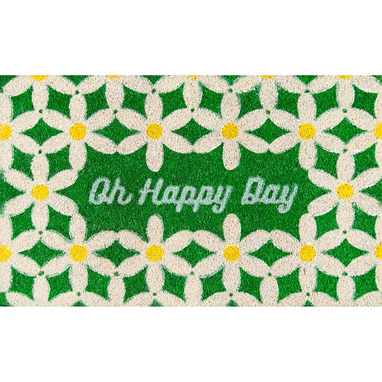 Novogratz By Momeni Aloha Happy Day Rectangular Indoor/Outdoor Rugs