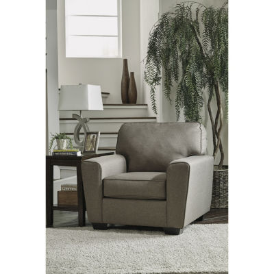 Signature Design By Ashley® Calicho Wide Tapered Arm Accent Chair