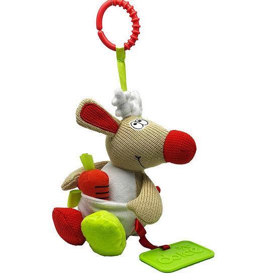 Holiday Reindeer Plush
