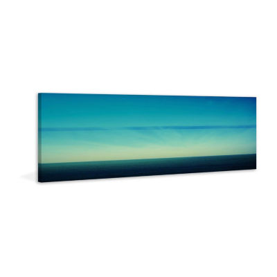 Panoramic Painting Print on Wrapped Canvas