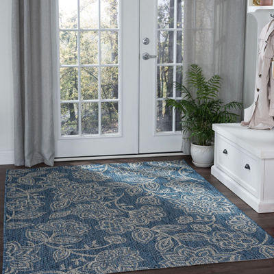Tayse Venice Rectangular Indoor/Outdoor Rugs