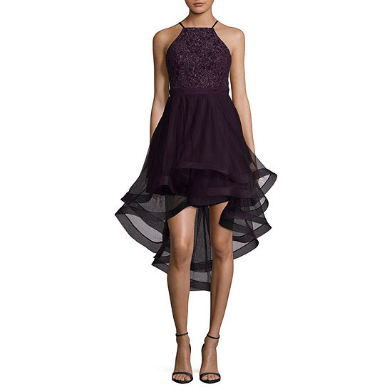 City Triangle Sleeveless Party Dress Juniors Jcpenney
