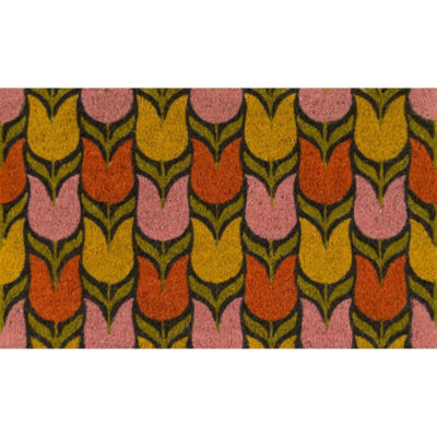 Novogratz By Momeni Aloha Tulips Rectangular Rugs