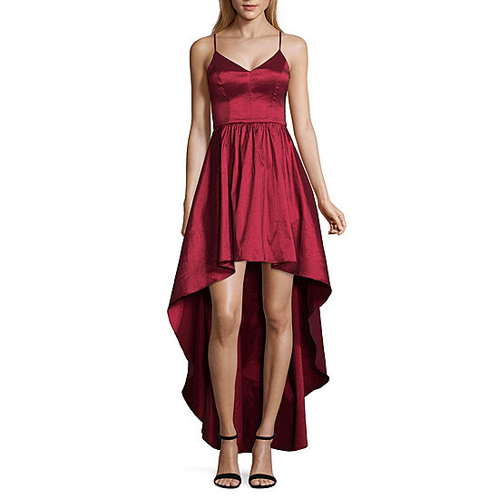 6d6b9404b231f5 B. Smart Sleeveless Party Dress-Juniors - JCPenney