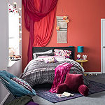 Home Expressions Back To Campus Velvet Plush Throw