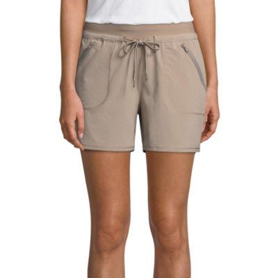 St. John's Bay Active Pull-On Shorts