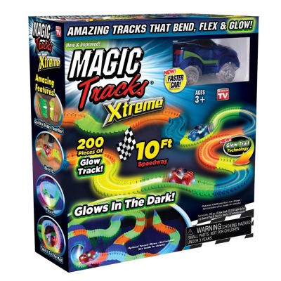 As Seen On TV Magic Tracks Extreme