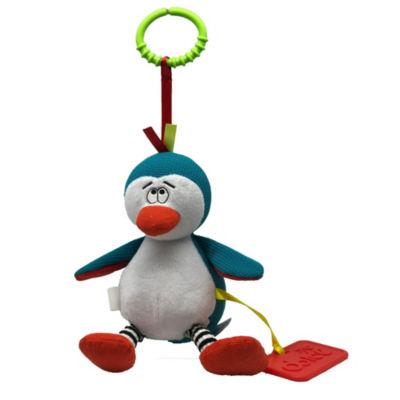Dolce Holiday Penguin Plush