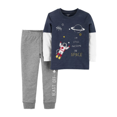 Carter's 2pc Doubler Tee & Pant Set - Toddler Boy