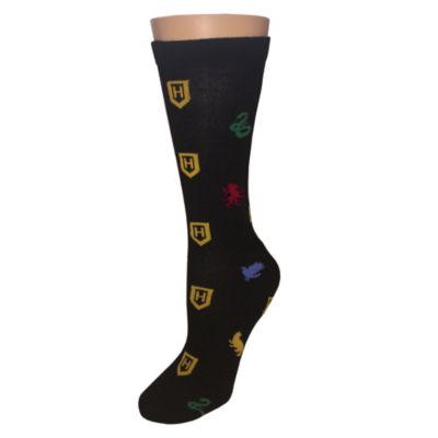 Warner Bros 1 Pair Harry Potter Crew Socks-Mens