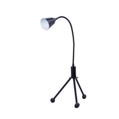 Fangio Lighting's #1535 22 inch Black LED Task Lamp