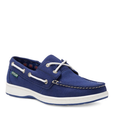 Eastland Womens Solstice Boat Shoes Lace-up