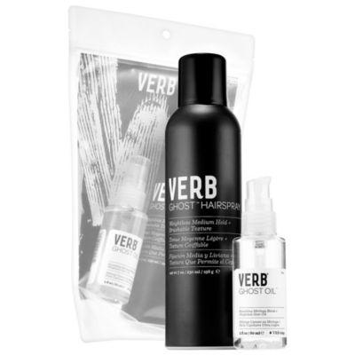 Verb Ghost Oil™ & Hairspray Set