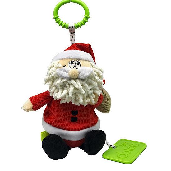 Holiday Santa Plush