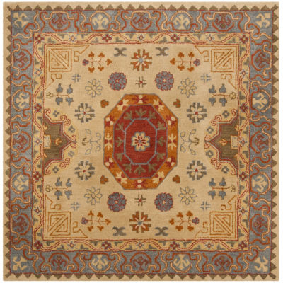 Safavieh Heritage Collection Bryony Oriental Square Area Rug