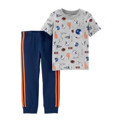 Carter's 2-pc. Pant Set - Toddler Boys